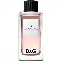 Dolce & Gabbana - 3 L Imperatrice EdT